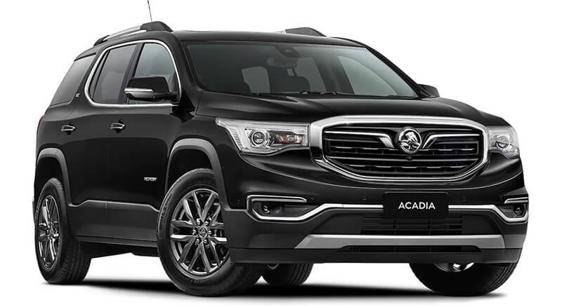 2019 Holden Acadia -- LTZ Awd