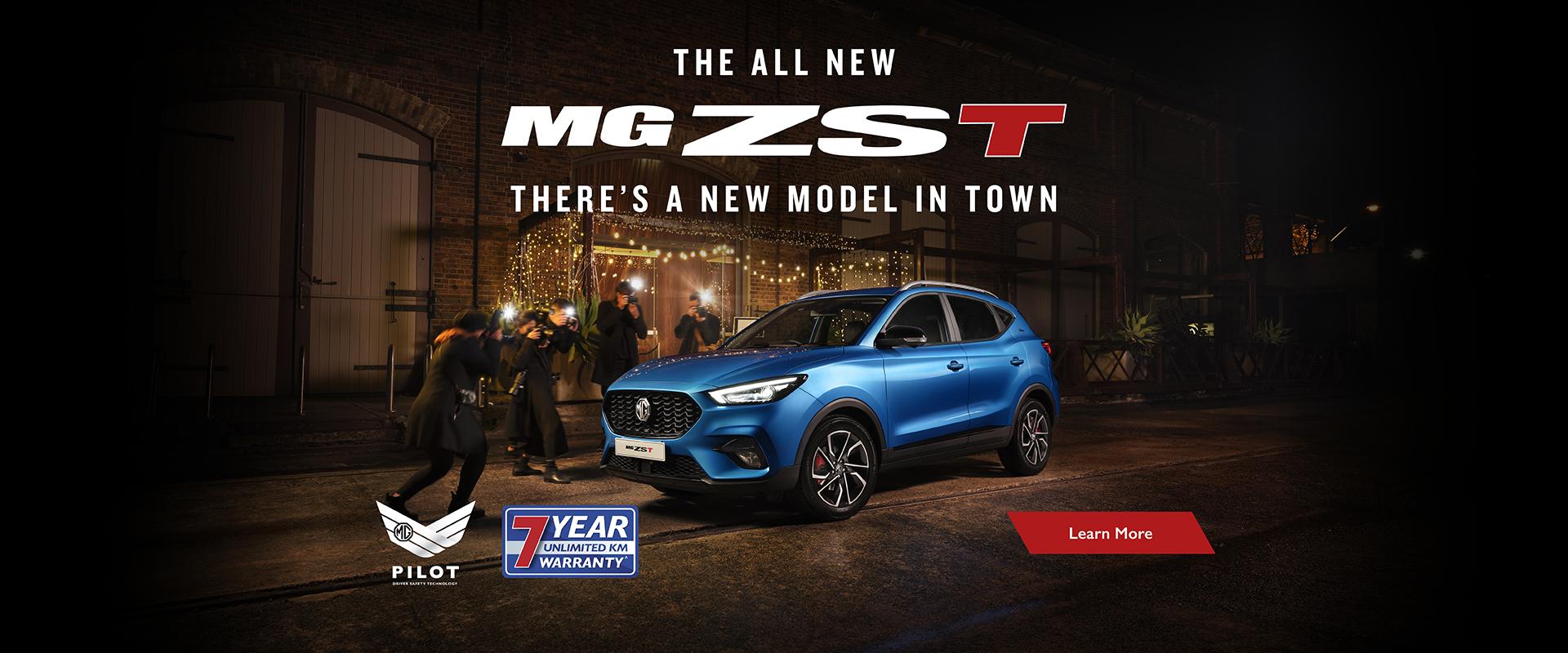 2021 MG ZST Specs & Pricing - MG Parramatta