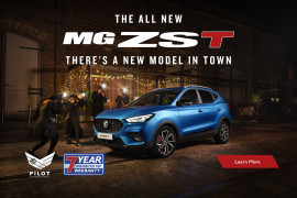 2021 MG ZST Specs & Pricing - MG Parramatta