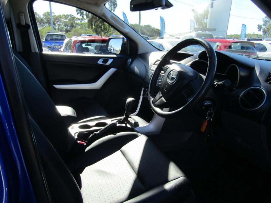 2012 Mazda BT-50 UP0YF1 GT Utility Image 13