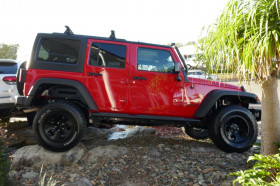 2016 MY17 Jeep Wrangler JK Unlimited Softtop