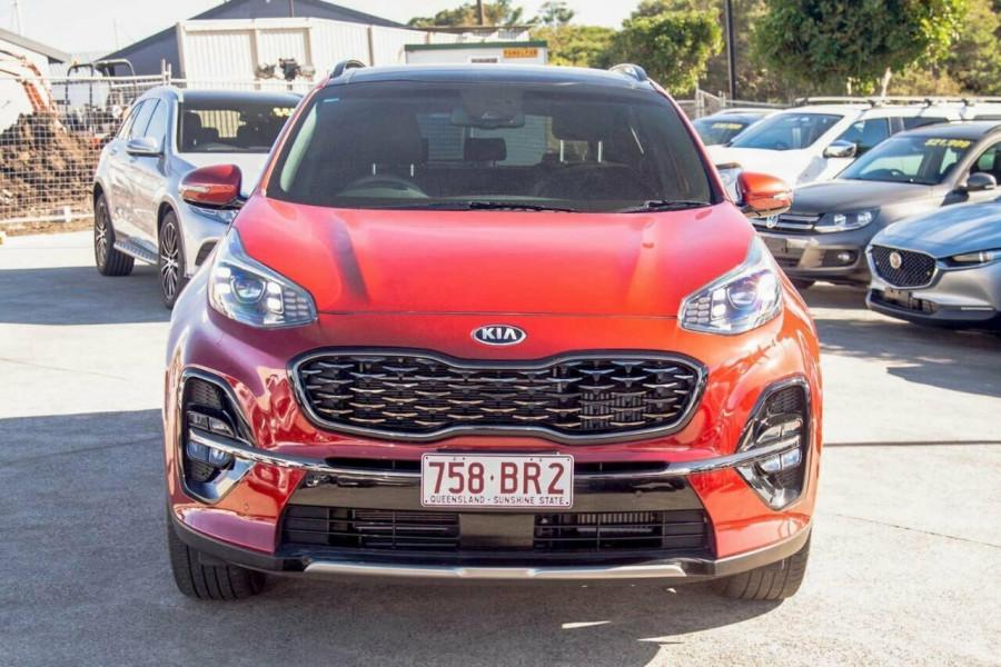 2019 Kia Sportage QL MY19 GT-Line (AWD) Suv