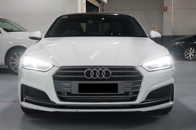2017 Audi A5 F5  sport Coupe Image 4