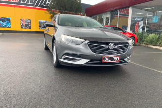 Holden Commodore LT ZB MY18