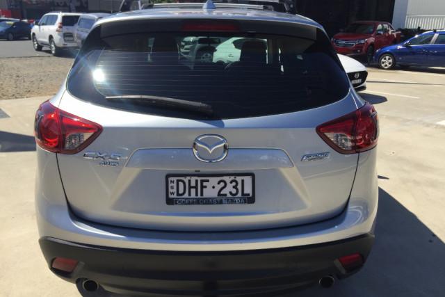 2016 Mazda CX-5 KE1072 Maxx Sport Awd wagon Image 4