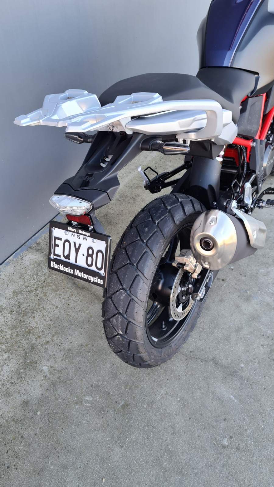 2021 BMW G 310 GS G G 310 GS Motorcycle Image 8