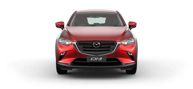 2021 MY0  Mazda CX-3 DK Maxx Sport Suv Mobile Image 4