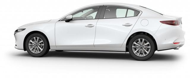 2020 Mazda 3 BP G20 Pure Sedan Sedan Mobile Image 20