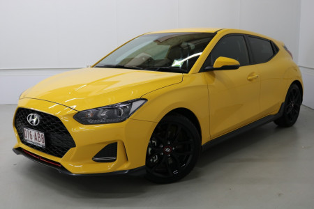 2019 Hyundai Veloster JS MY20 TURBO Hatch