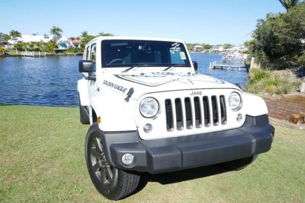 Jeep Wrangler Unlimited Golden Eagle JK