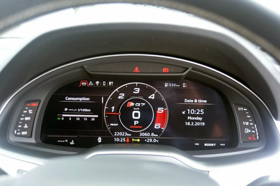2016 MY17 Audi Sq7 4M MY17 TDI Suv Mobile Image 15