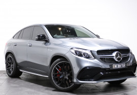 Mercedes-Benz Gle 63 S 4matic Mercedes-Amg Gle 63 S 4matic Auto