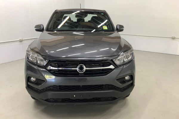 2020 SsangYong Musso Q200 ELX Utility Image 2