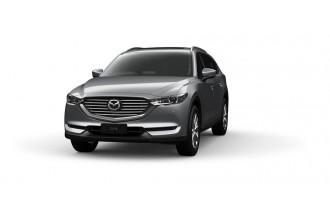 2020 Mazda CX-8 KG Series Asaki Suv Image 3