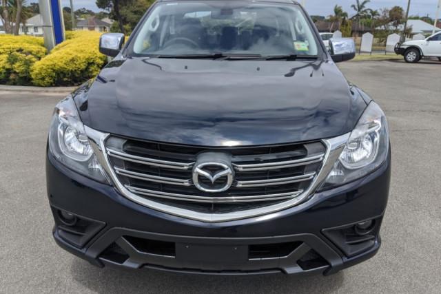 2019 Mazda BT-50 UR 4x4 3.2L Dual Cab Pickup XTR Utility - dual cab Image 3