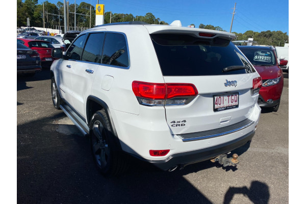2013 MY14 Jeep Grand Cherokee WK  Limited Suv Image 2
