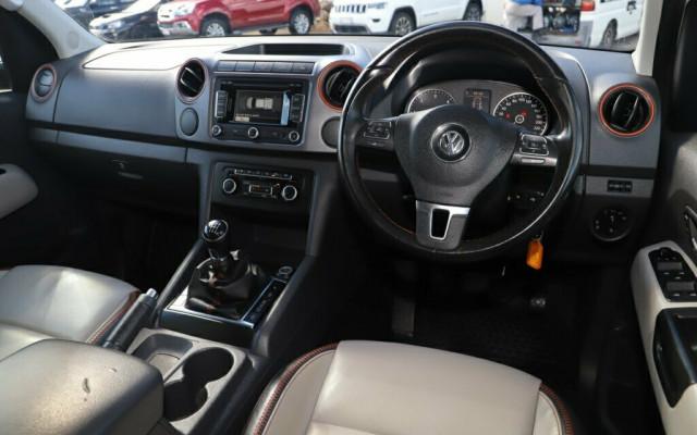 2014 Volkswagen Amarok 2H MY14 TDI400 4MOT Canyon Utility