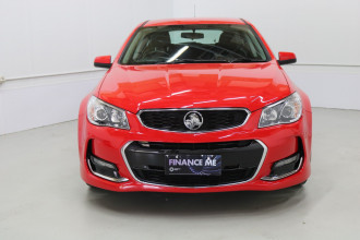 2017 Holden Commodore VF II MY17 SV6 Wagon