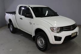 Mitsubishi Triton 4 X 4 MN MY12