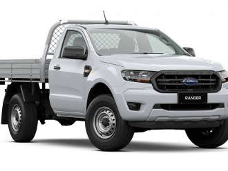 Ford Ranger XL Single Cab Chassis PX MkIII