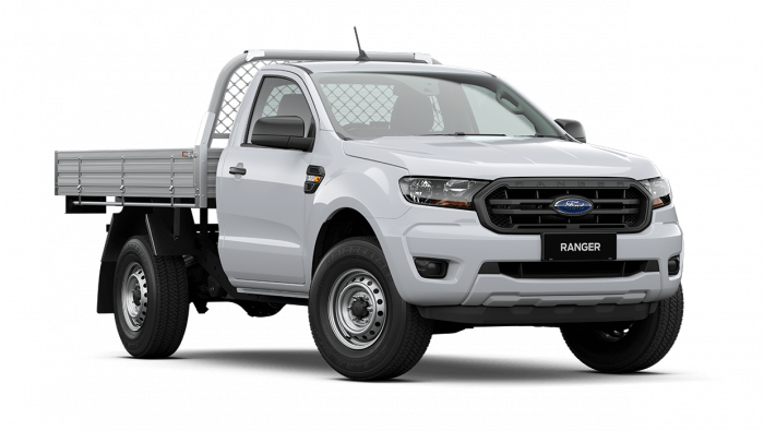 2020 MY21.25 Ford Ranger PX MkIII XL Single Cab Chassis Ute Image 1