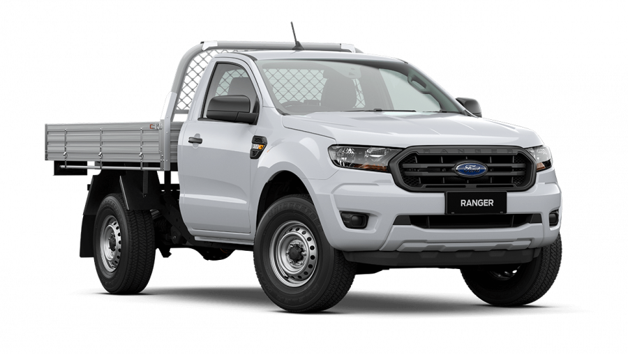 2020 MY20.75 Ford Ranger PX MkIII XL Single Cab Chassis Utility image 1