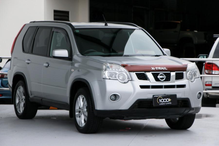 2010 Nissan X-Trail T31 MY10 TS Suv