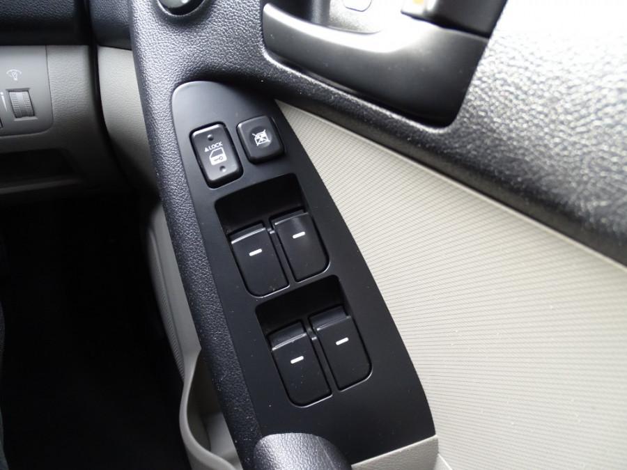 2009 Kia Cerato TD  S Sedan