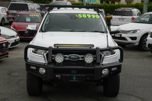 2018 MY19.00 Ford Ranger PX MkIII 2019.00MY XLT Utility Image 5
