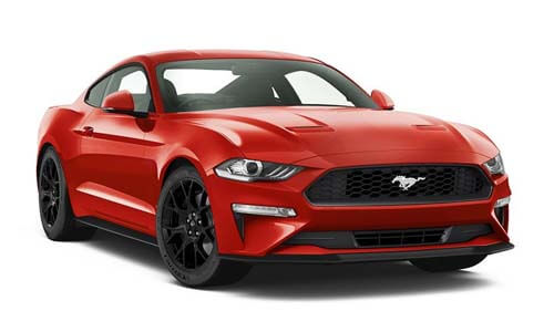 2018 MY19 Ford Mustang FN EcoBoost Fastback Coupe