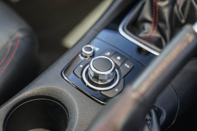 2016 Mazda 3 BM Series Touring Hatchback