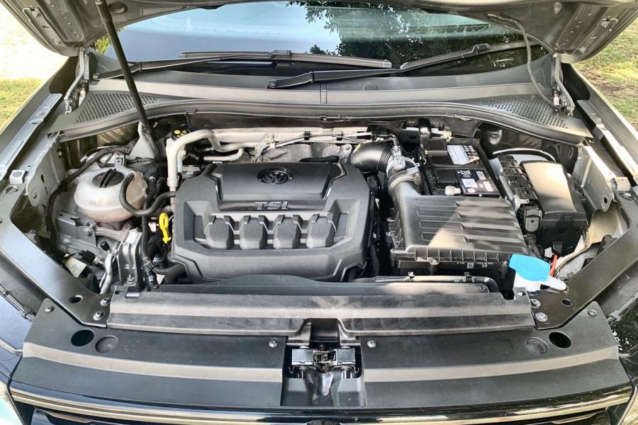 2017 Volkswagen Tiguan 5N MY17 132TSI Suv Mobile Image 3
