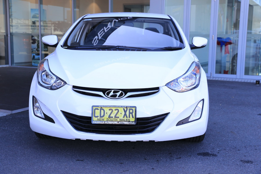 2015 Hyundai Elantra MD3 SE Sedan