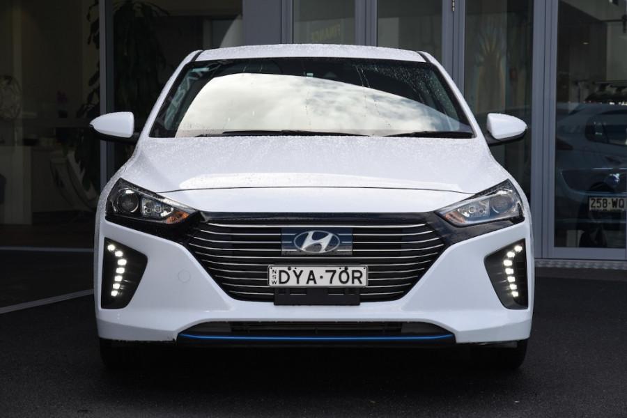 2019 Hyundai Ioniq AE.2 MY19 hybrid