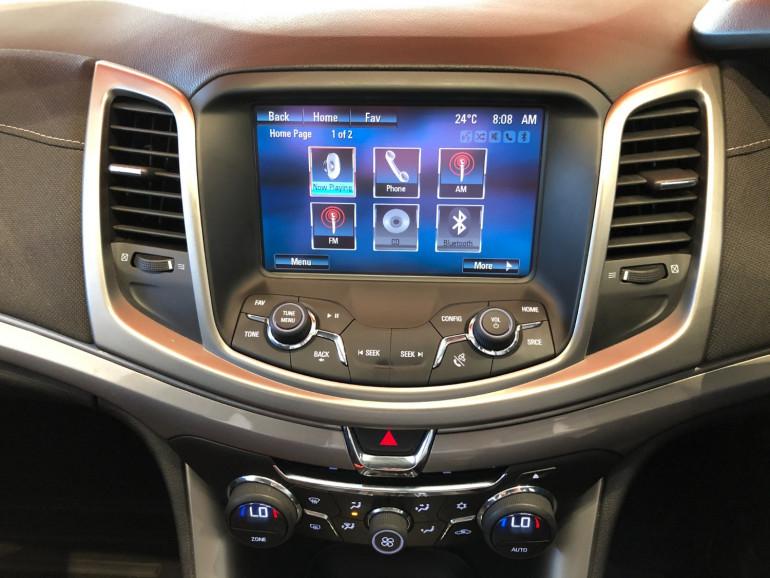2015 Holden Commodore VF Evoke Sedan Image 9