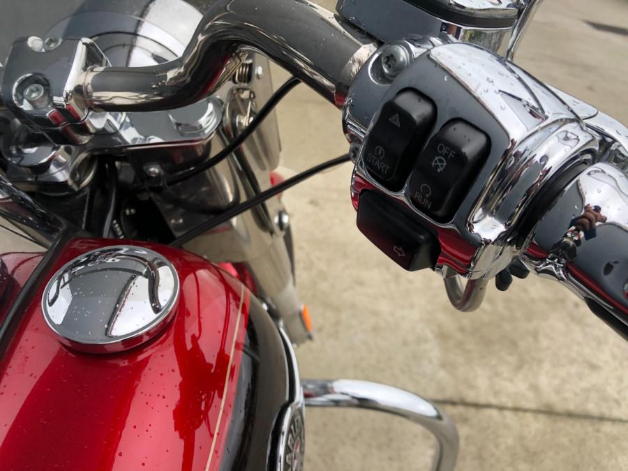 2012 Harley Davidson Fatboy FLSTE1 Motorcycle Image 31