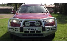 2010 Kia Sorento XM Turbo Platinum Suv Image 2