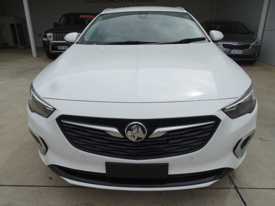 2018 Holden Commodore Rs Sportwagon For Sale John Mcgrath Auto Group