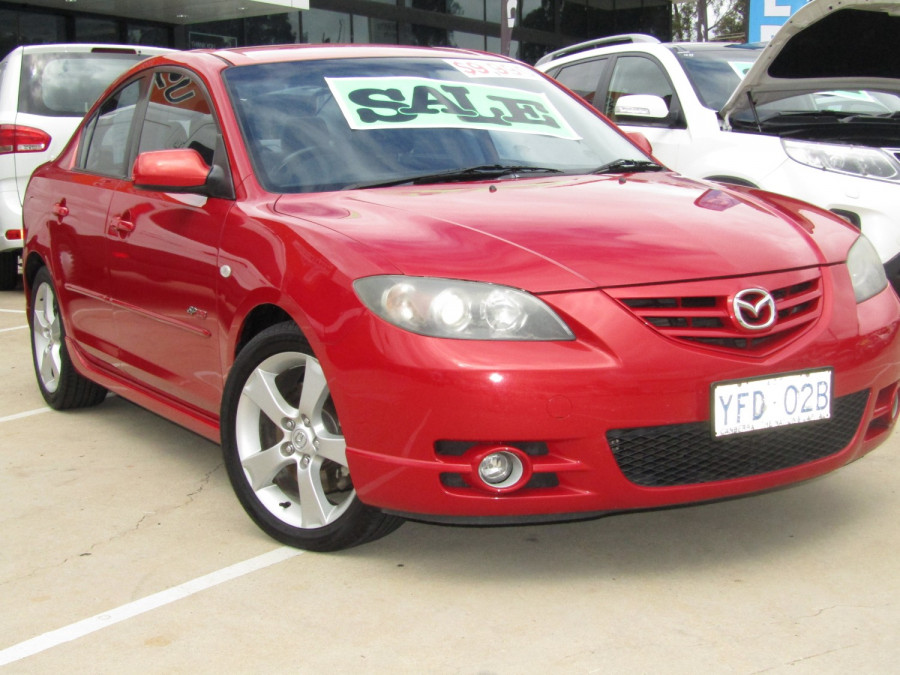 2006 Mazda 3 BK1031 SP23 Sedan Image 1