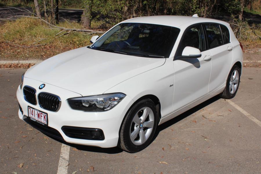 2016 BMW 1 Series Image 4