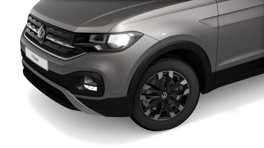 2020 MY21 Volkswagen T-Cross C1 85TSI Life Wagon Image 7