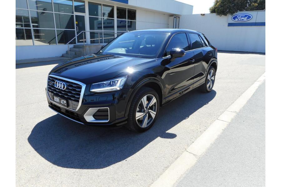 2019 MY20 Audi Q2 GA  40 TFSI sport Suv