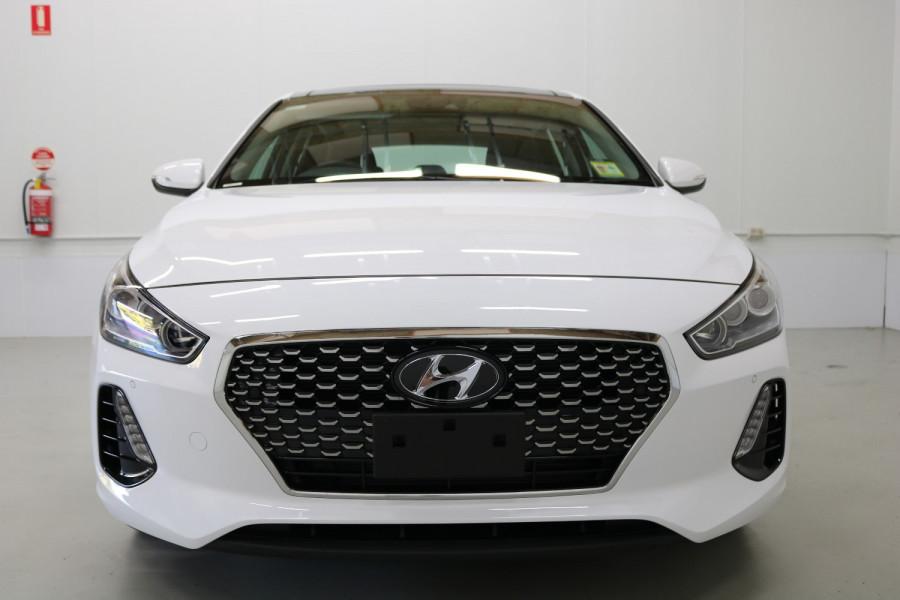 2019 Hyundai i30 PD2 Premium Hatchback