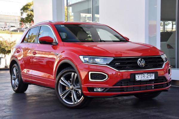 Volkswagen T-Roc Sport A1