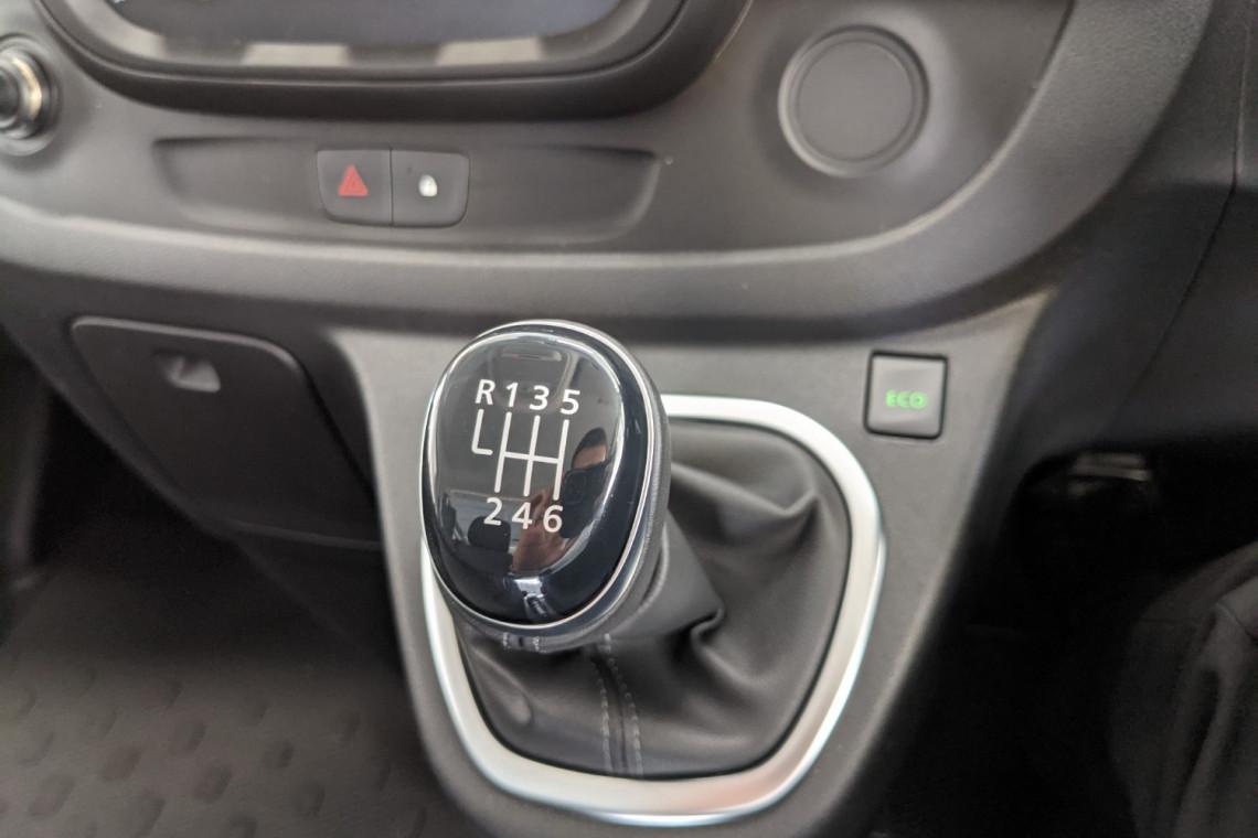 2021 Renault Trafic L1H1 SWB Pro Van Image 10