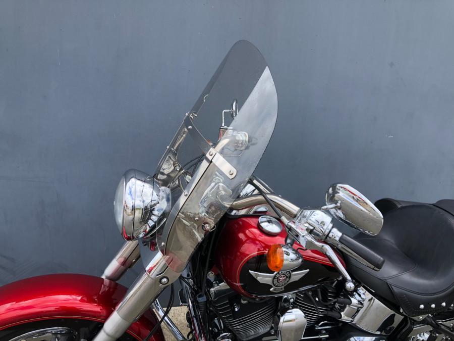 2012 Harley Davidson Fatboy FLSTE1 Motorcycle Image 5