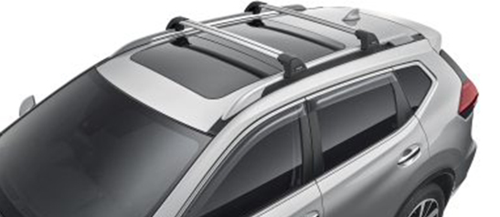 Roof bars (flush style)