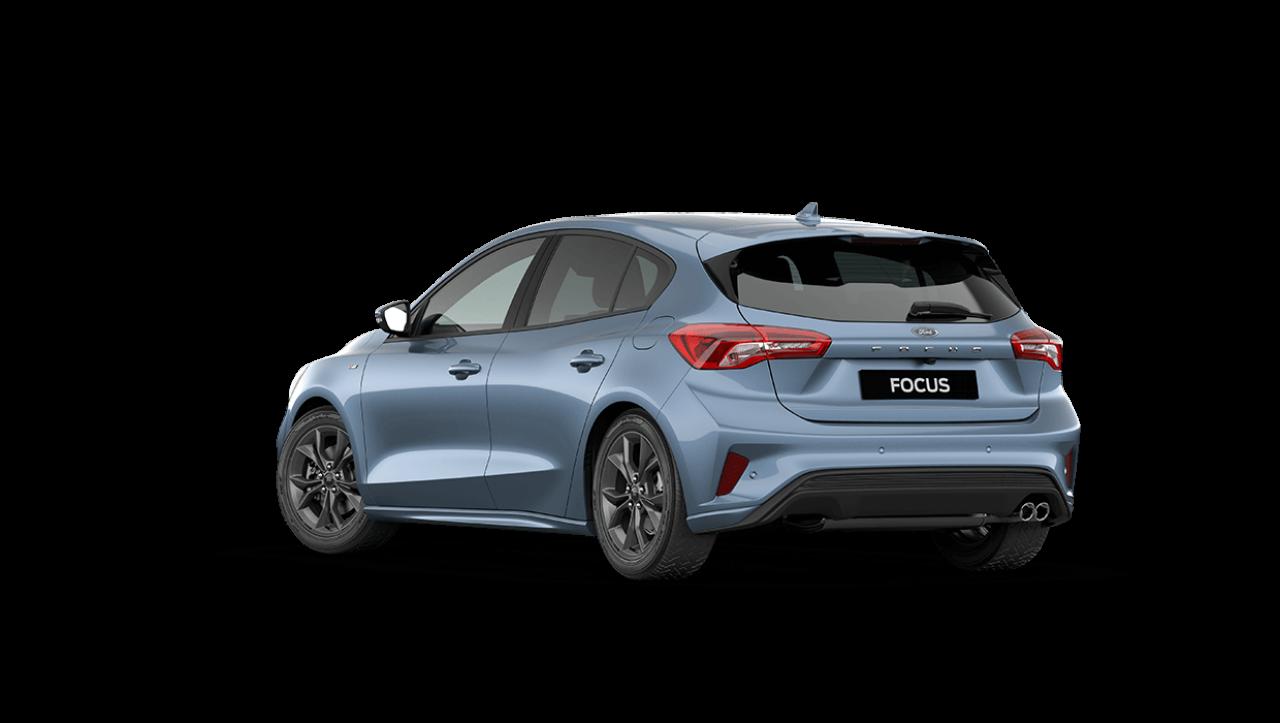 2021 Ford Focus SA ST-Line Hatchback Image 5