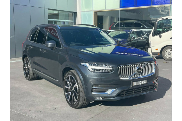 2020 MY21 Volvo XC90 L Series MY21 T6 Geartronic AWD Inscription Suv Image 3