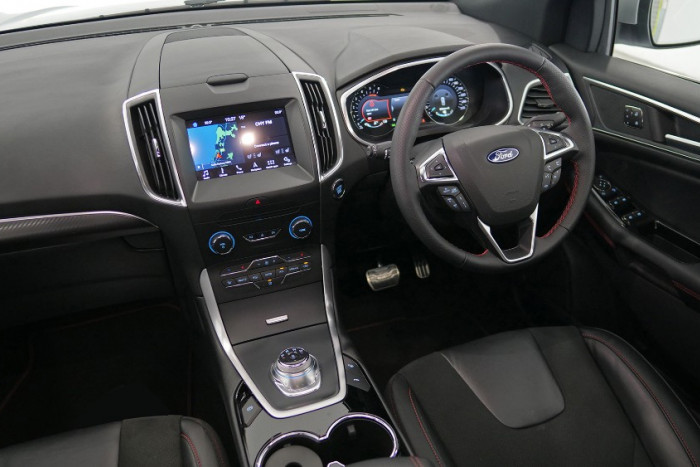2018 MY19 Ford Endura CA ST-Line Suv Image 4